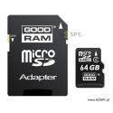 Karta pamięci micro sd 64gb kl.4