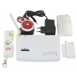 Alarm AS500+ GSM Z CZUJNIKIEM PIR