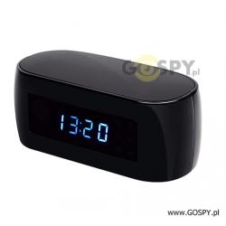 Zegar szpiegowski WIFI HD NX-360