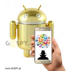 "MONITORING TELEFONU Z SYSTEMEM ANDROID W WERSJI ""FULL"""
