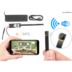 Kamera instalacyjna Wi-Fi Mini Q2