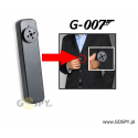 Guzik szpiegowski G-007 8GB