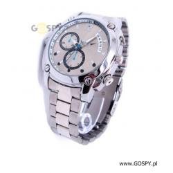 Zegarek szpiegowski HD-H2