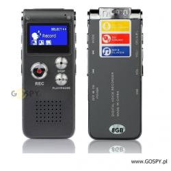 Dyktafon cyfrowy VG-80 SCR