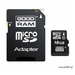 Karta pamięci micro sd 16gb kl.4